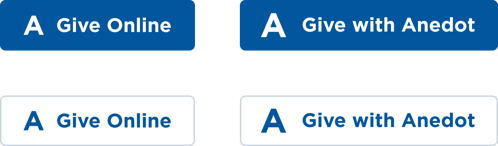 Anedot Donation Buttons